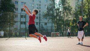 Népszerű a minigolf az iskolai sportnapon